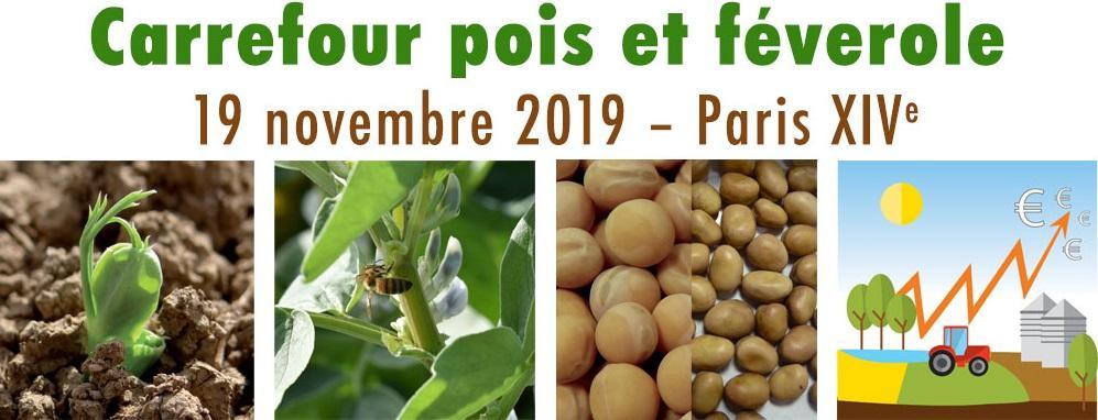 carrefour pois et féverole 19 novembre 2019 Paris