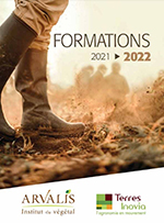 Catalogue de formation Terres Inovia 2020/2021