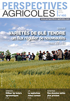 perspectives agricoles mai 2019